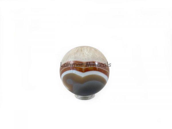 Esfera de Cornalina 51 mm. 1