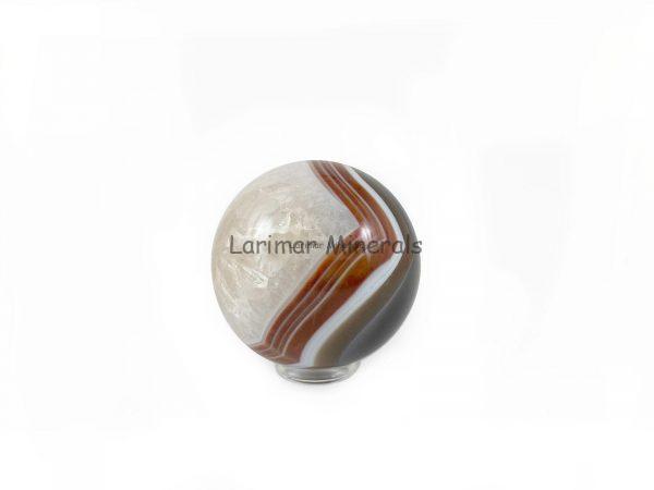 Esfera de Cornalina 51 mm.