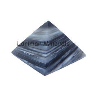 Pirámide de Ágata Negra